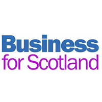 Business for Scotland logo